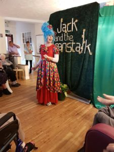 Jack and the Beanstalk panto by North Eastern Producers